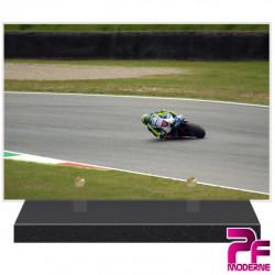 PLAQUE FUNÉRAIRE MOTO GRAND PRIX PFM10550