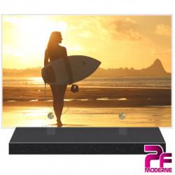 PLAQUE FUNÉRAIRE SURFEUSE COUCHER DE SOLEIL PFM10589