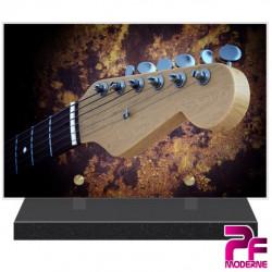 Plaque funéraire Guitare électrique PFM1010