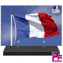 PLAQUE FUNÉRAIRE POLICE NATIONALE IGPN PFM9201
