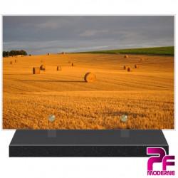 PLAQUE FUNÉRAIRE NATURE CHAMPS AGRICULTURE PFM2078