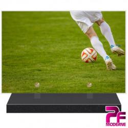 PLAQUE FUNÉRAIRE FOOTBALL FOOTBALLEUR PFM10151