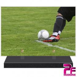 PLAQUE FUNÉRAIRE FOOTBALL FOOTBALLEUR PFM10155