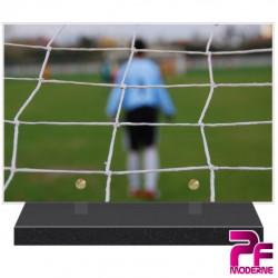 PLAQUE FUNÉRAIRE GARDIEN DE FOOTBALL PFM10168